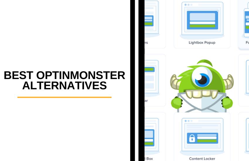 Best OptinMonster Alternatives [2021]