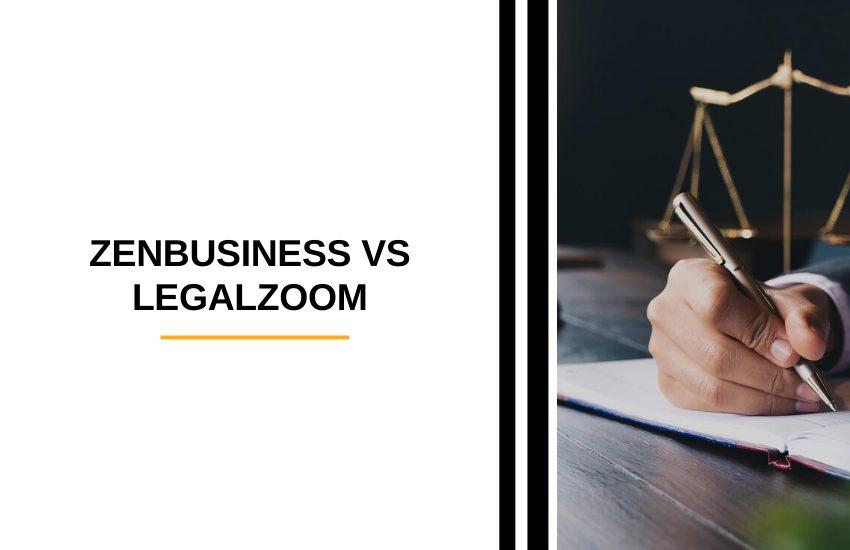 ZenBusiness vs LegalZoom