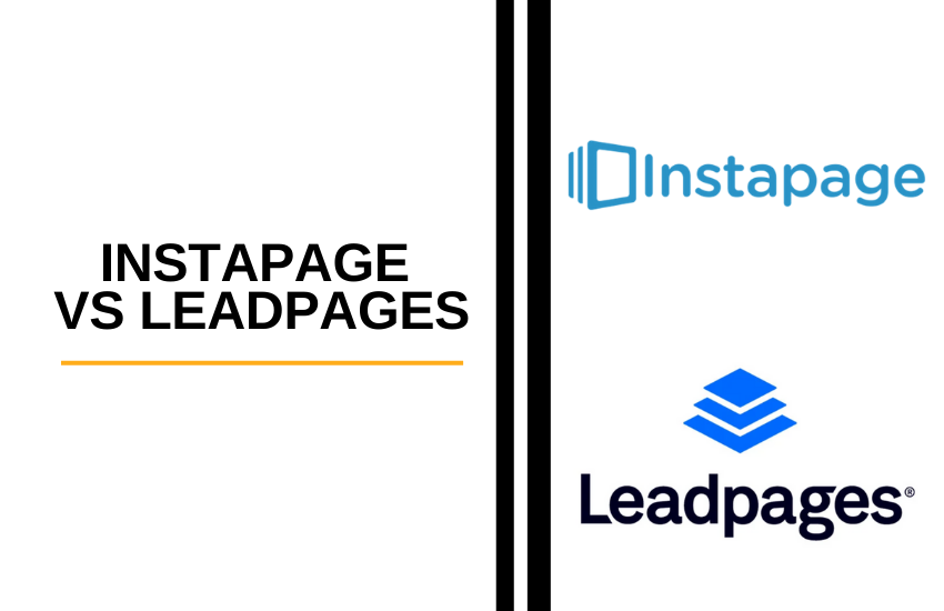 Instapage vs LeadPages [2021]: Which is Best?