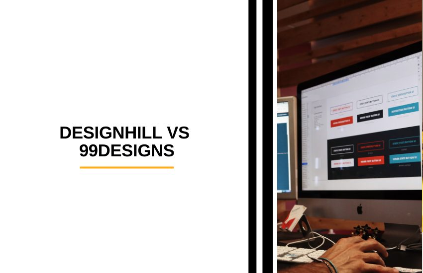 Designhill vs 99Designs