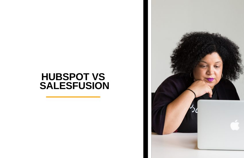 HubSpot vs Salesfusion