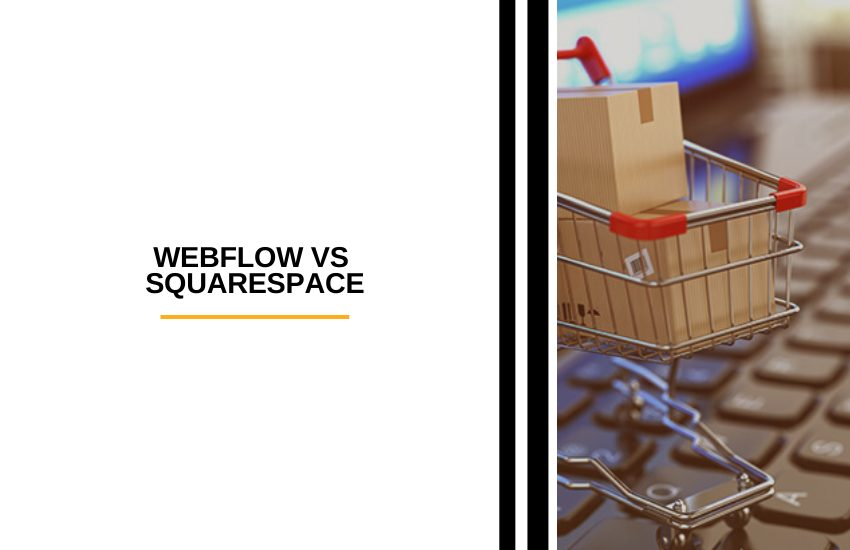 Webflow vs Squarespace