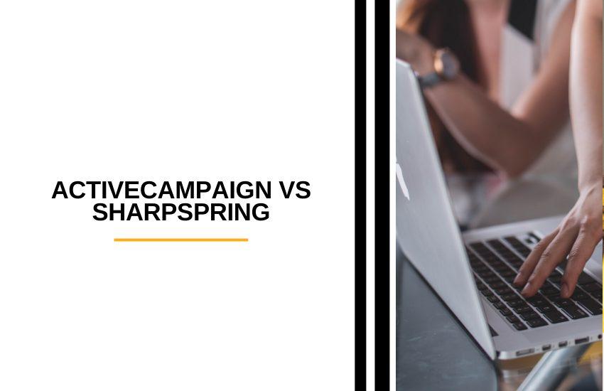 ActiveCampaign vs SharpSpring