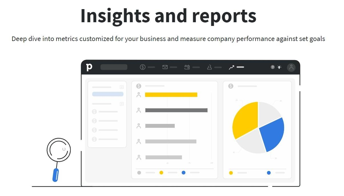 pipedrive insights and reports