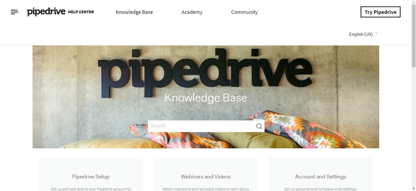 Pipedrive vs Salesforce