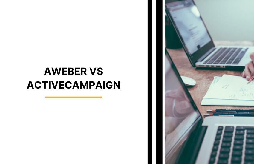 Aweber vs ActiveCampaign