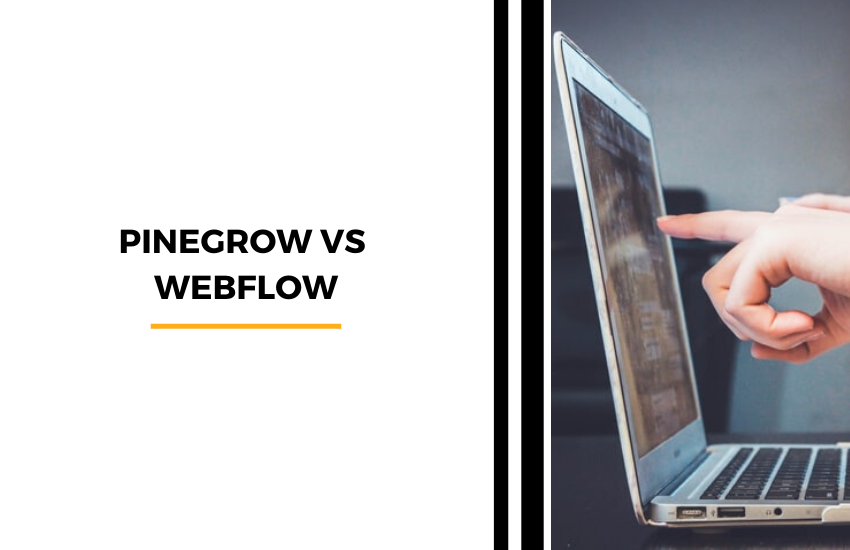 Pinegrow vs Webflow: