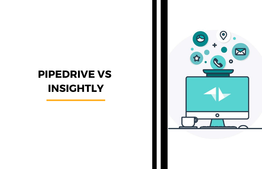 Pipedrive vs Insightly
