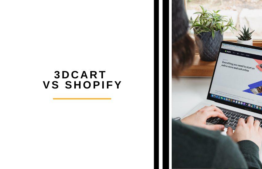 3DCart vs Shopify