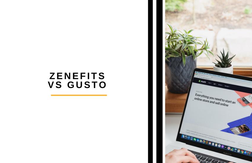 Zenefits vs Gusto