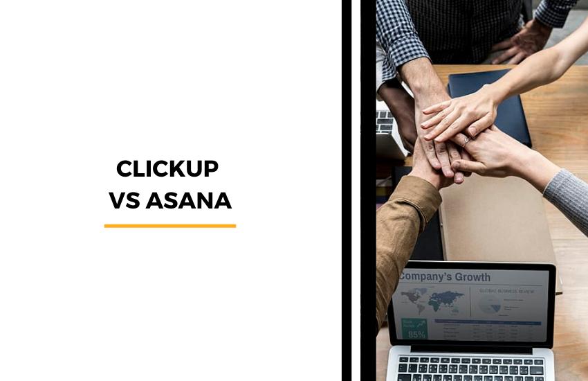 Clickup vs Asana