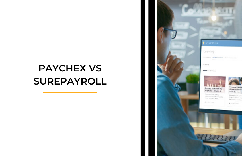 Paychex vs Surepayroll