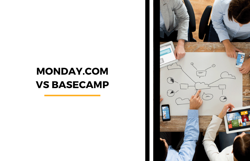 Monday.com vs Basecamp