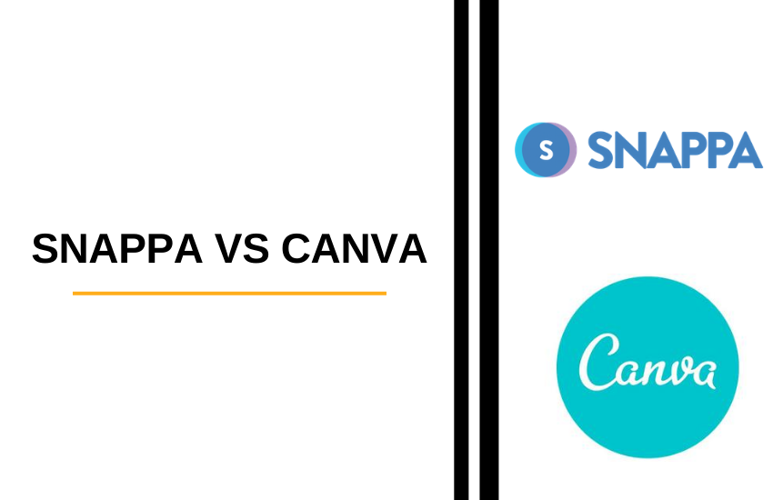 Snappa vs Canva [Aug 2021]: Which is Better?