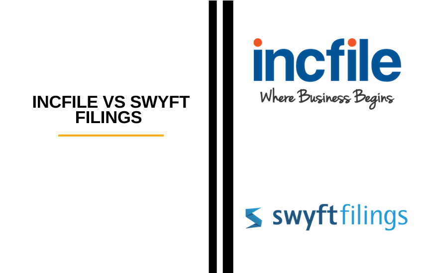 Incfile vs Swyft Filings