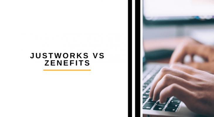 Justworks vs Zenefits