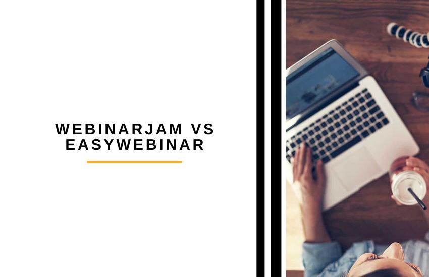 WebinarJam vs EasyWebinar