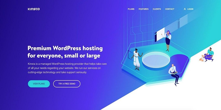 What is Kinsta