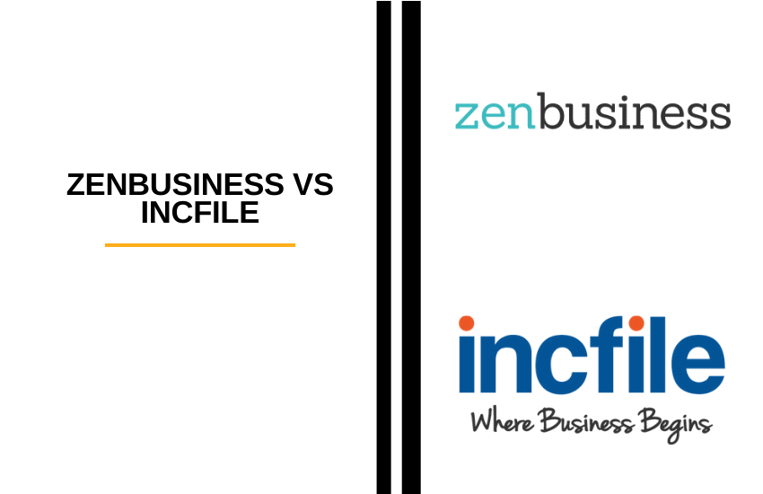 ZenBusiness vs Incfile