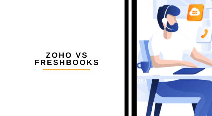 Zoho vs Freshbooks