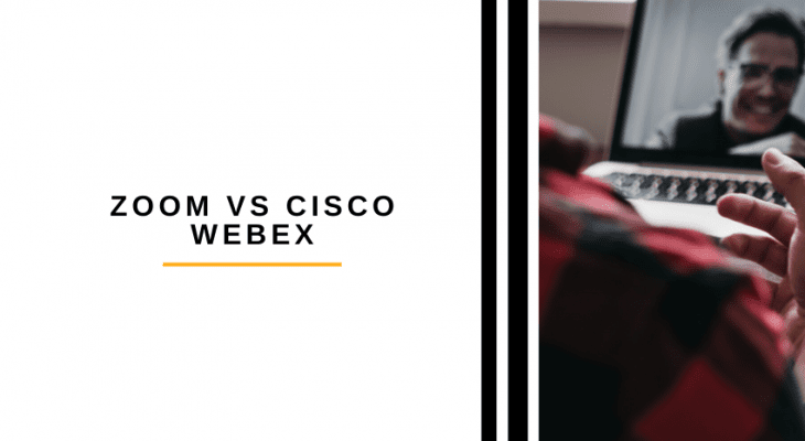Zoom vs Cisco Webex