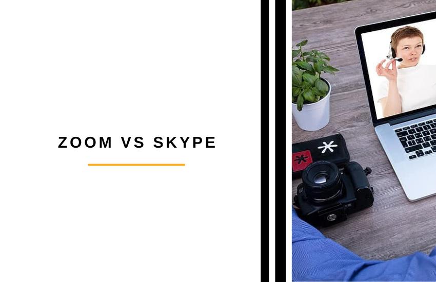 Zoom vs Skype