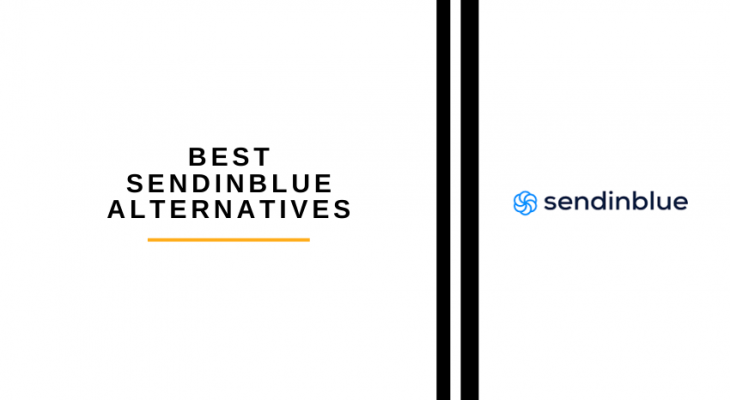 Best Sendinblue Alternatives [2021]: Sendinblue Competitors