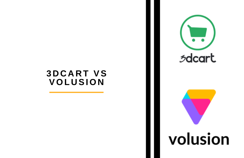 3dcart vs Volusion: Which is Best?