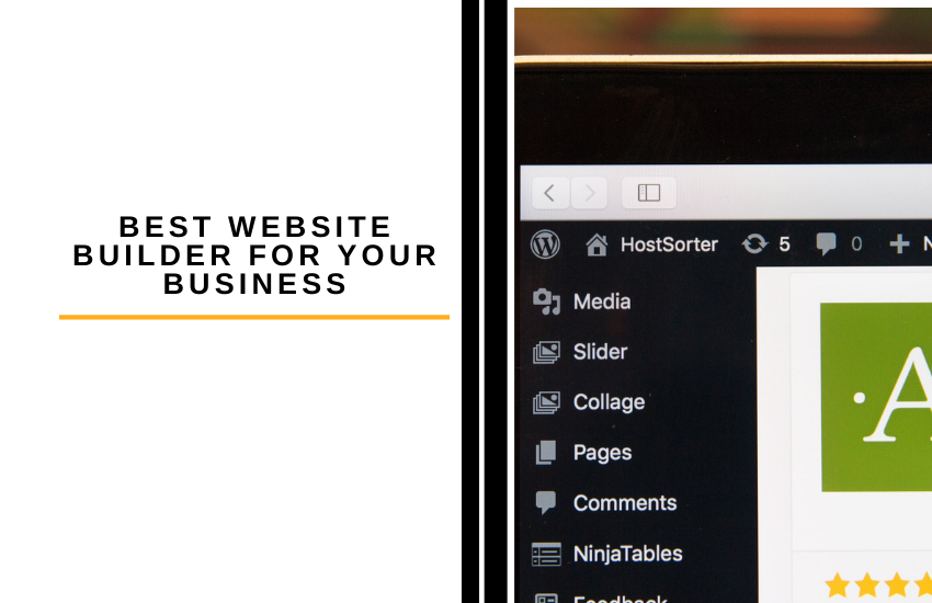 How to Find the Best Website Builder for Your Business