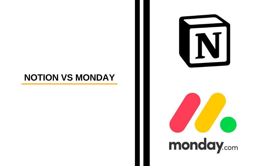 Notion vs Monday [2021 Comparison]