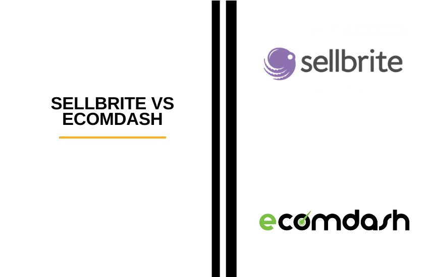 Sellbrite vs Ecomdash: Which Inventory Management Software?