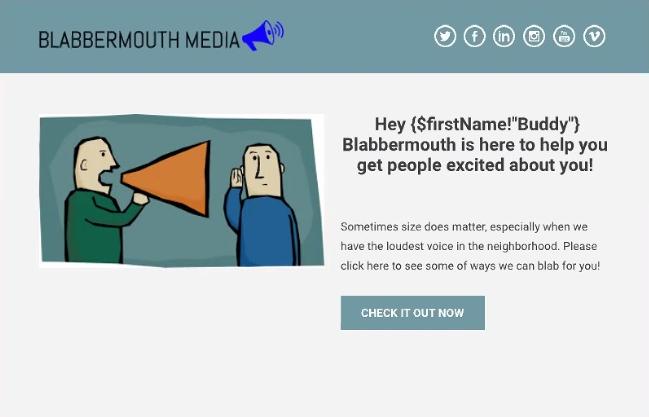 blabbermouth media