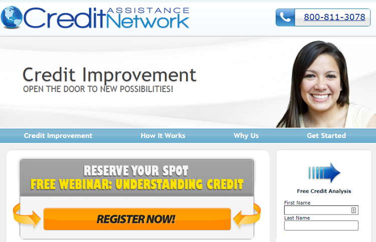 credit assistance network