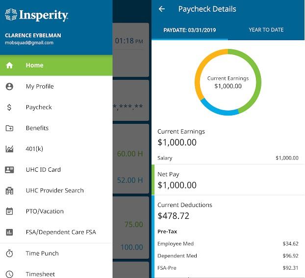 insperity mobile app