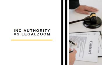 inc authority vs legalzoom