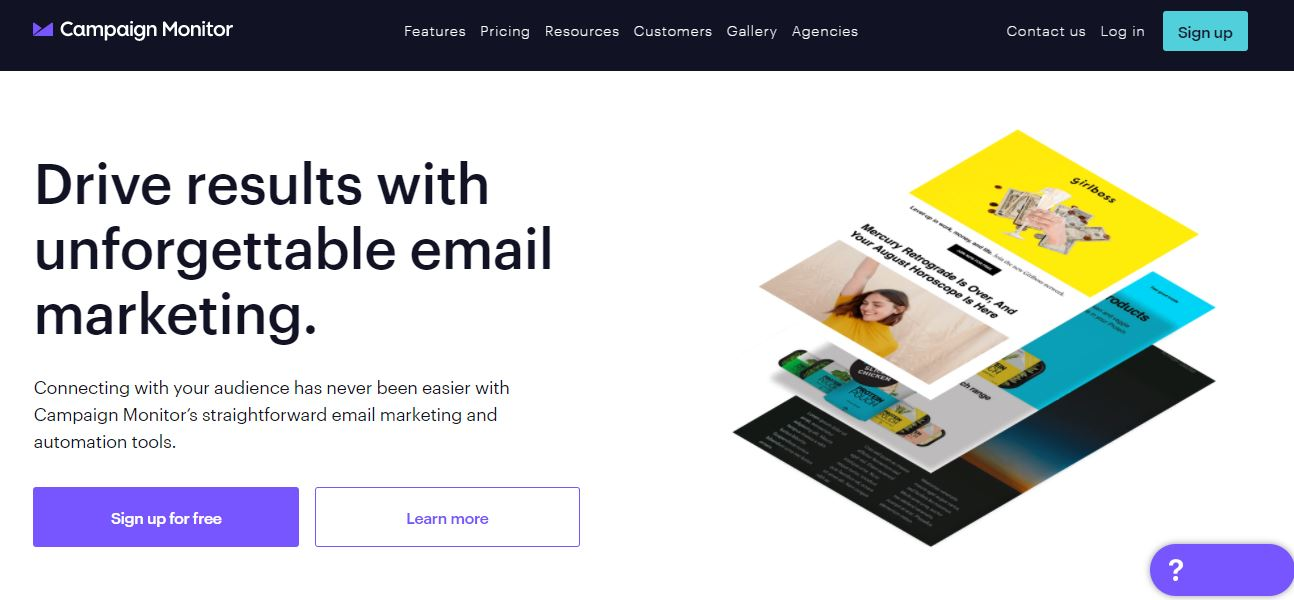 Best Email Newsletter Service for Your Business