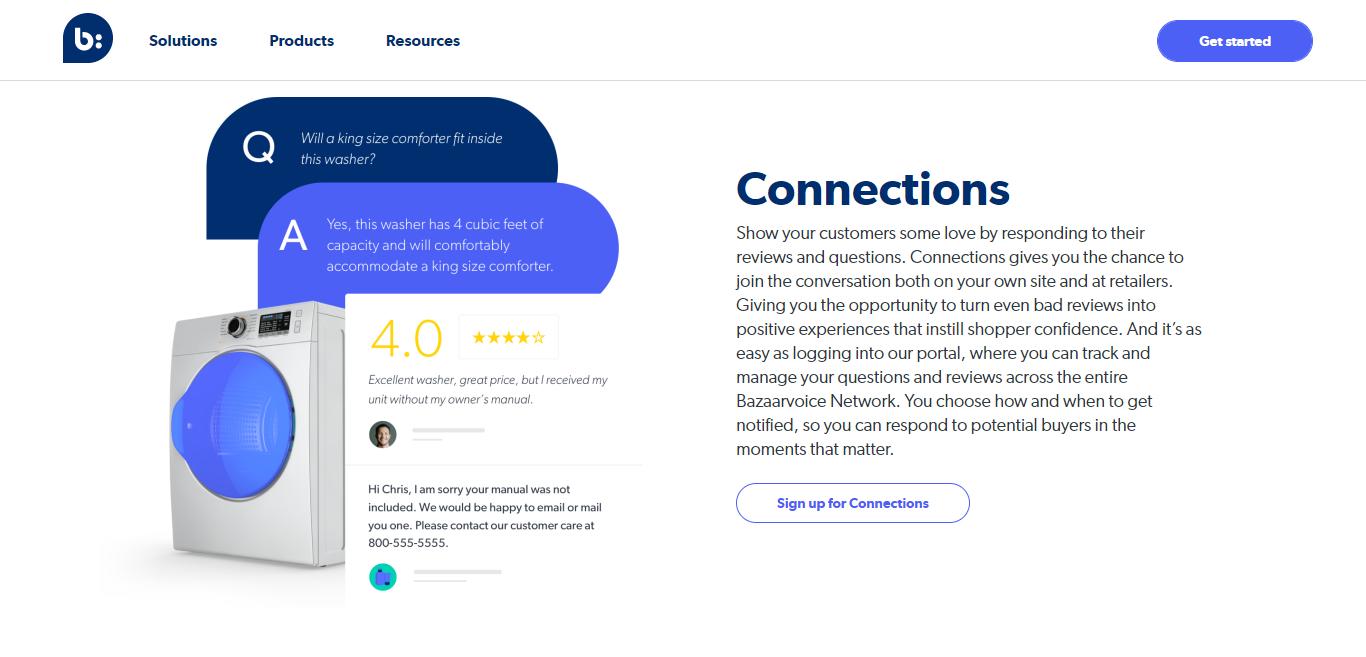 Bazaarvoice Connections