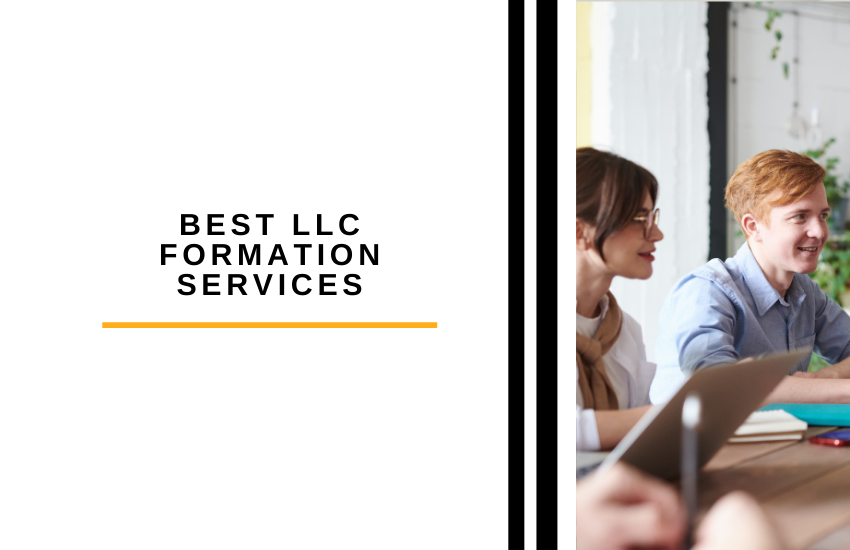 Best LLC Formation Services Ranked To Help You Pick The One