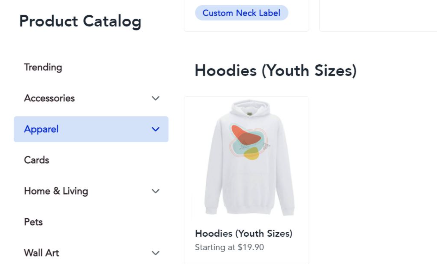 gooten product catalog