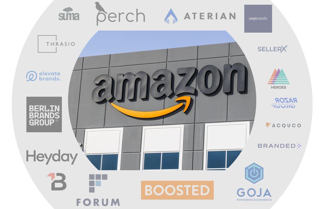 Amazon FBA Aggregators & Strategic Acquirers List