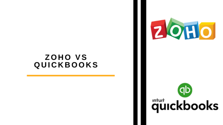 Zoho vs Quickbooks